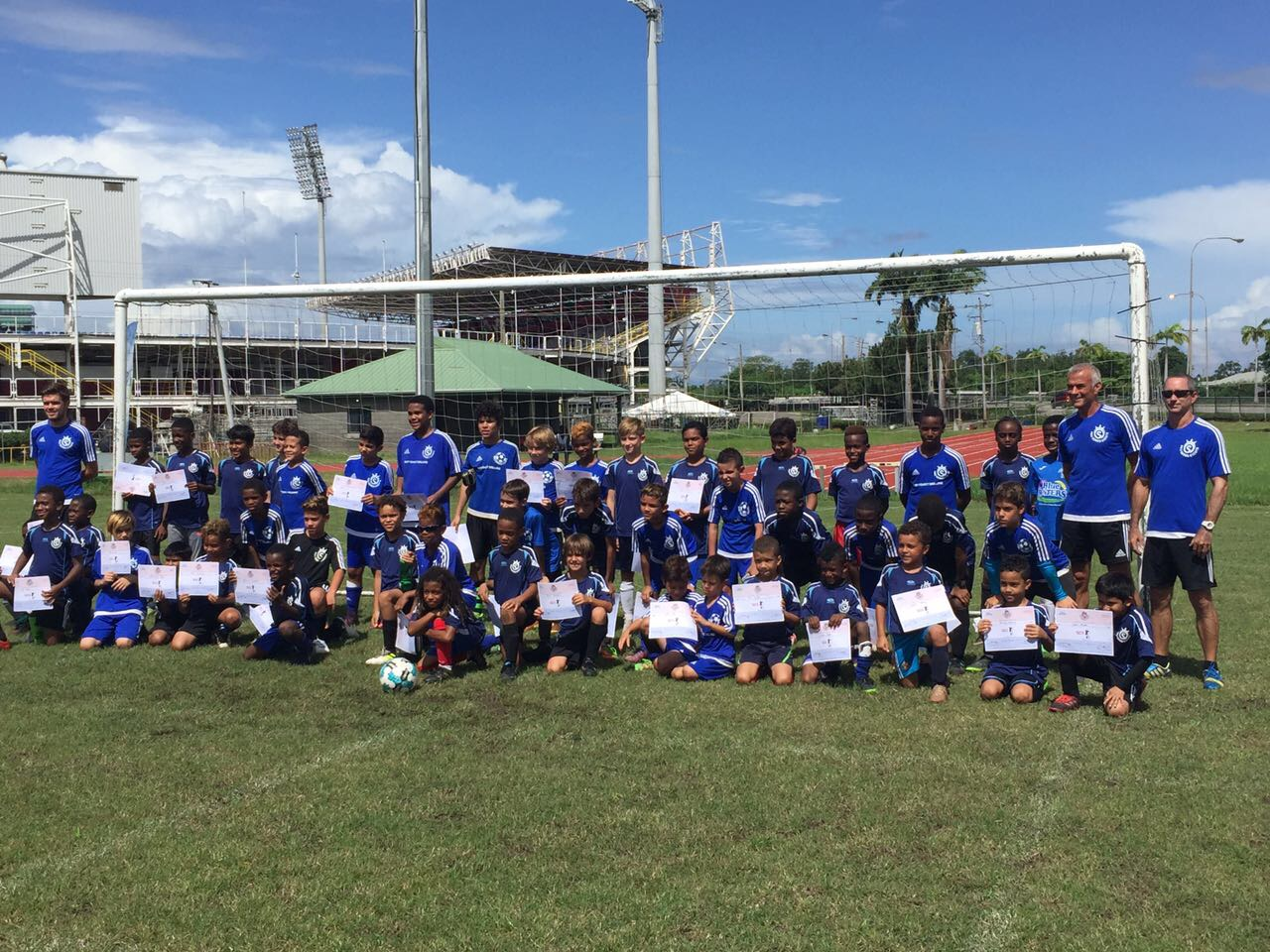 Winningskills Voetbalkamp Trinidad and Tobago